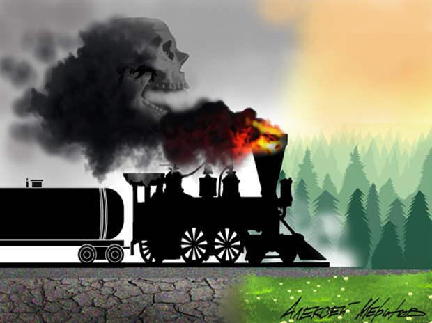 """""""Лошадь сдохла"""": что будет с Россией после нефти"""