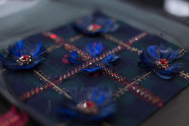 Изысканная вышивка Lesage