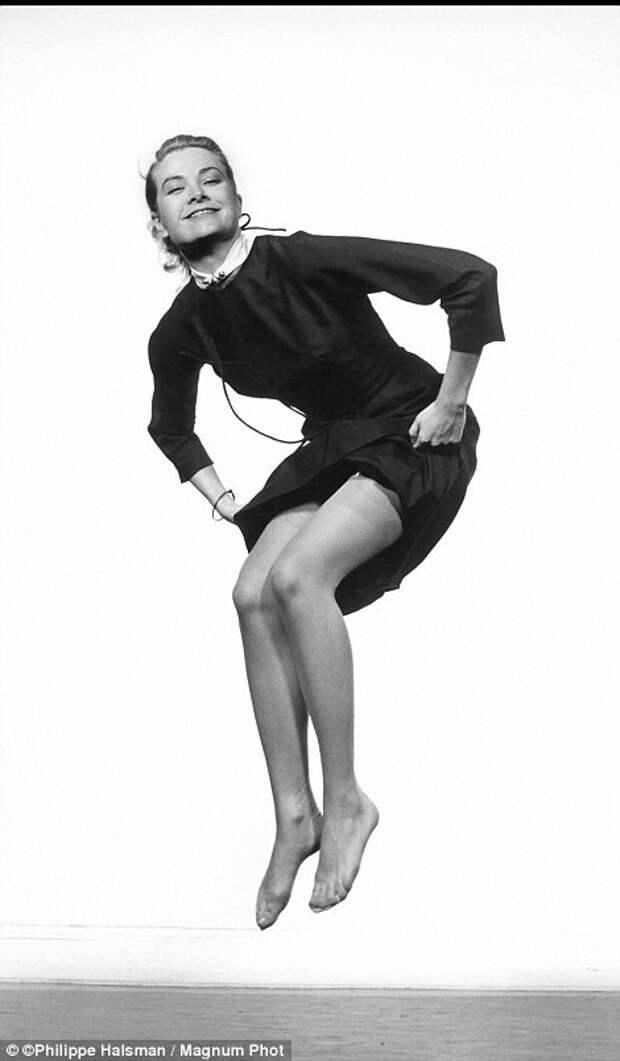 Американская актриса Грейс Келли