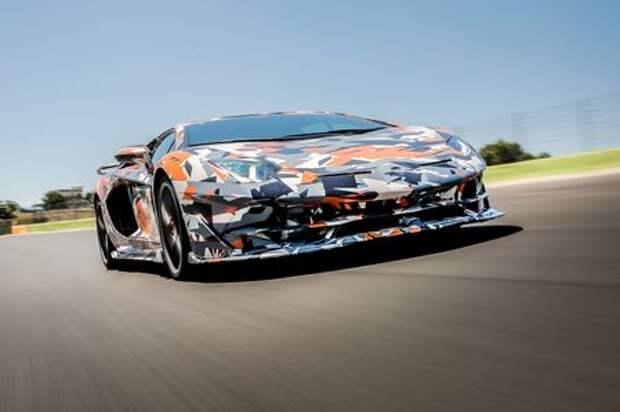 Lamborghini установила новый рекорд Нюрбургринга для серийных машин