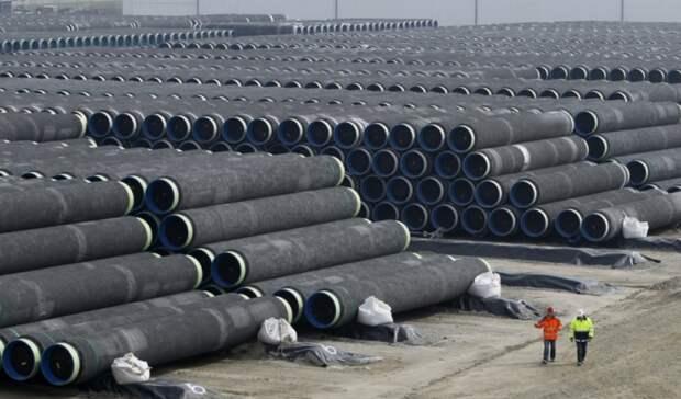 Nord Stream 2 AGназвала «домыслами» сообщения овозобновлении строительства трубопровода