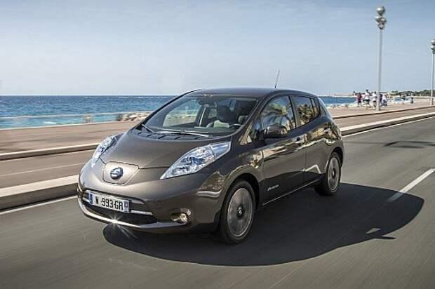 Оператив ЗР: докупаем запас хода для обновленного Nissan Leaf