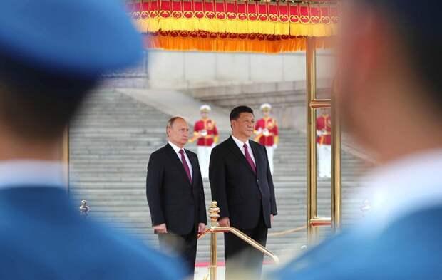 Китайский лидер высоко оценивает сотрудничество с Россией и дорожит дружбой с Путиным