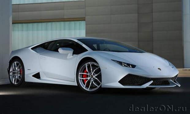 Lamborghini побьет рекорд продаж в 2015 году