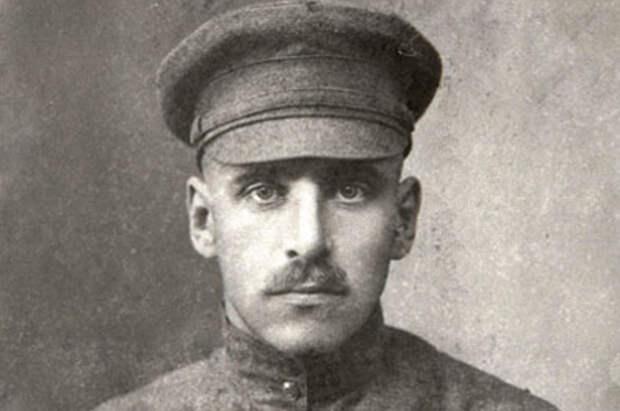 Василий Блюхер, 1923 г.
