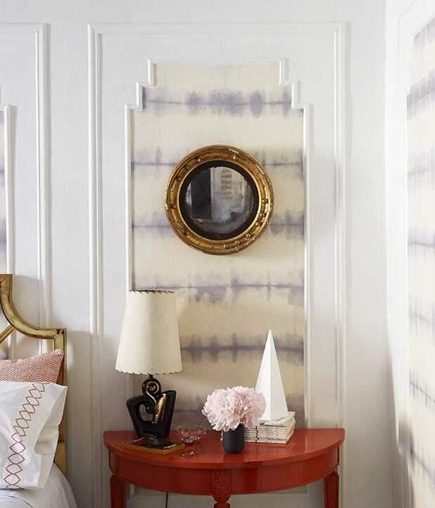 Мебель и предметы интерьера в цветах: серый, светло-серый, коричневый, бежевый. Мебель и предметы интерьера в стиле классика.