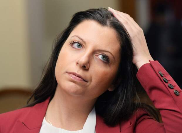Маргарита Симоньян: Почему так?