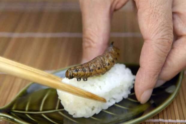 экзотическое суши 4