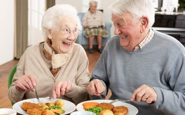 возрастное питание