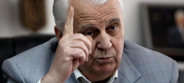 Кравчук провозгласил войну с Россией