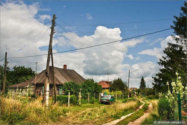 Федоровка село
