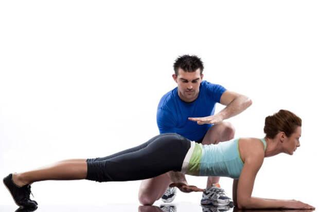 сутулость упражнения