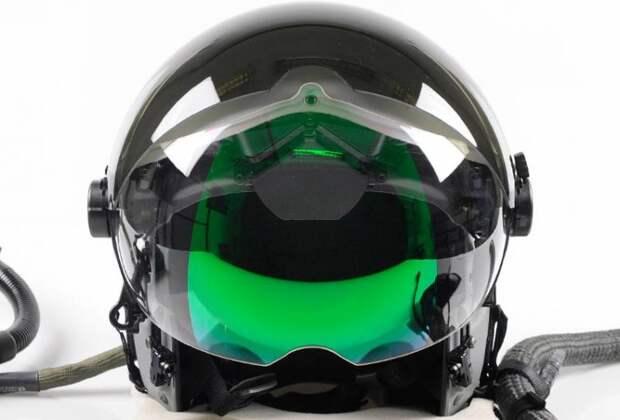 Мультимедийные шлемы пилотов: краткий обзор