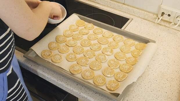 сырное печенье простой рецепт