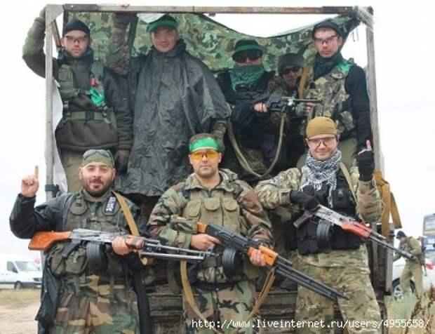 Вот сколько НАТОвцев грохнули в Донбассе!