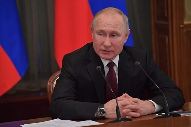 Путина пытались отговорить от опасных увлечений