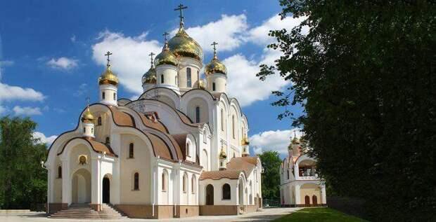 Церковь/ Фото: официальный сайт храма Матроны Московской