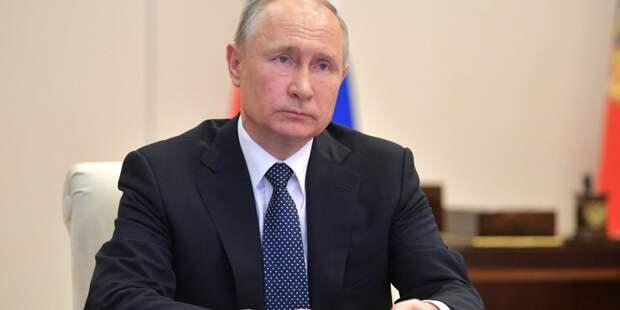 Путин и Совбез поговорили об ответе на санкции