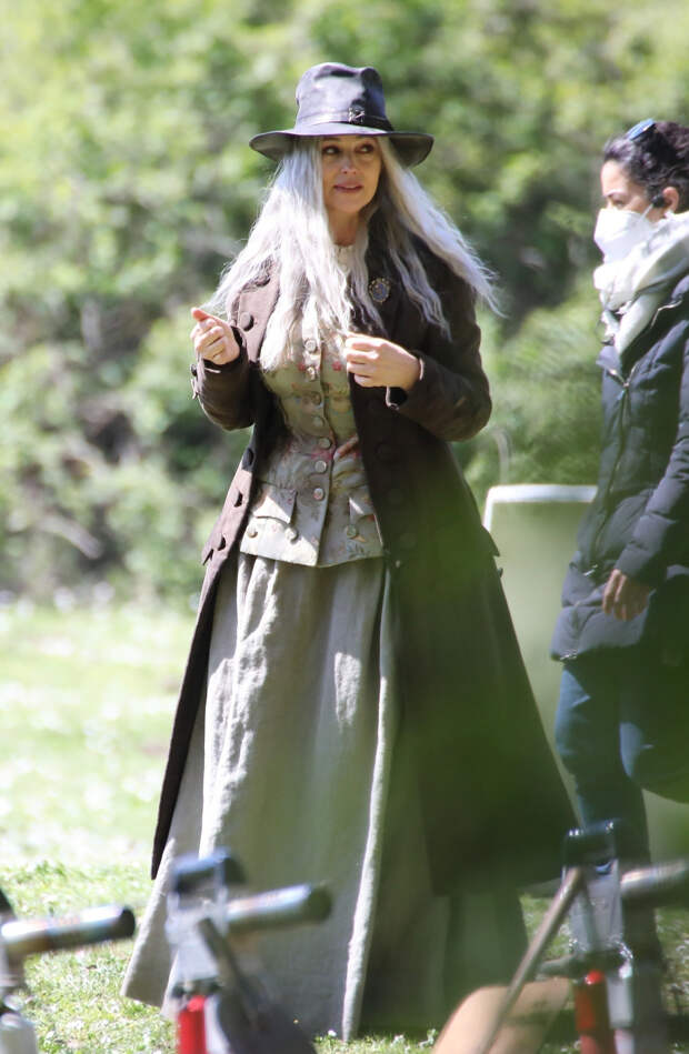 Моника Беллуччи в образе ведьмы — актриса изменилась до неузнаваемости
