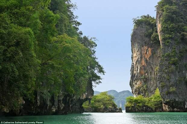 Потрясающие места на планете, где можно забыть обо всем и обо всех