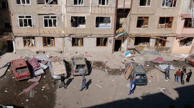 CNN: Россия — единственная страна, способная остановить армяно-азербайджанский конфликт. Пойдет ли она на прямое вмешательство?