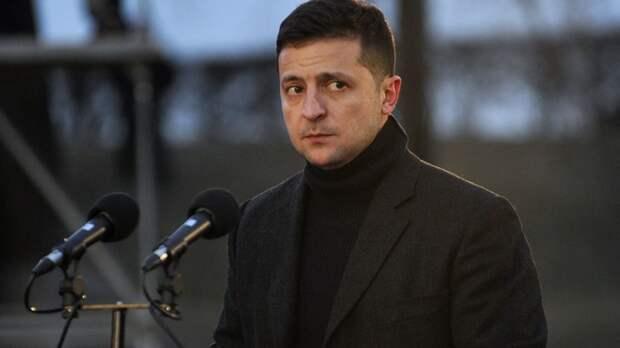 Зеленский запыхался от обещаний вернуть Крым