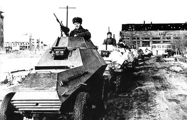 Как советские разведчики незамеченными прошли почти 100 км в тылу врага: Дерзкий рейд капитана Галуз