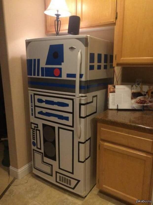 R2D2 из холодильника