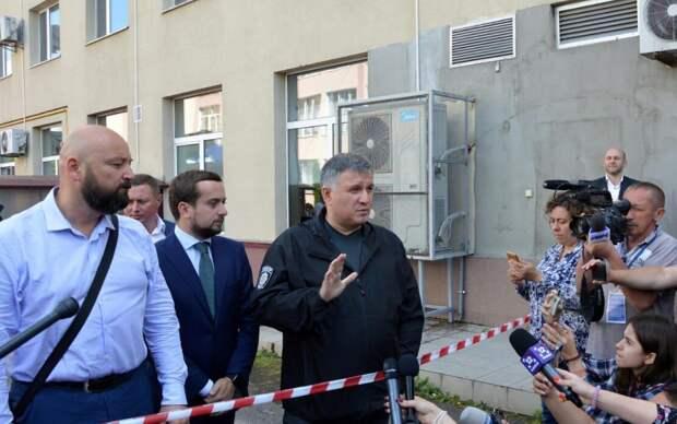 Труп Бабченко в свиной крови и украинский Брейвик