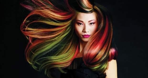 Японские ученые узнали, какой цвет волос продевает жизнь