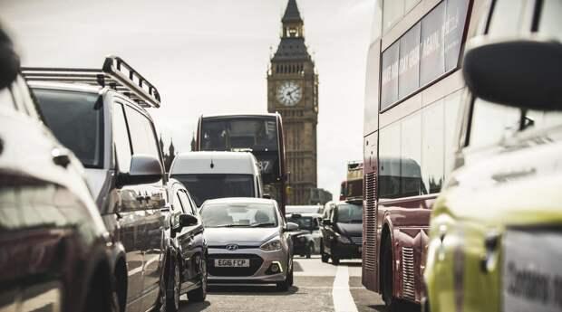 В Британии просят правительство отложить запрет на авто с ДВС