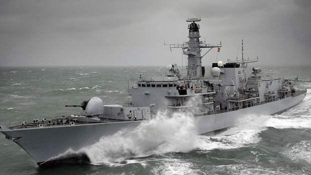 Лондон направит военные корабли в Черное море для поддержки Украины