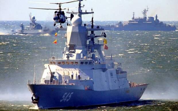 Кому Россия обязана возрождением своего боевого флота