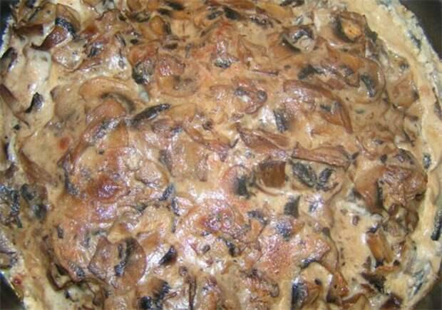 Соус из шампиньонов: приготовление аппетитной заправки