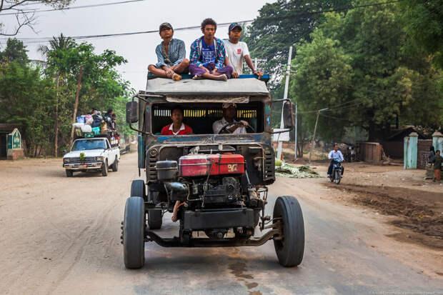 Баган — главная достопримечательность Мьянмы