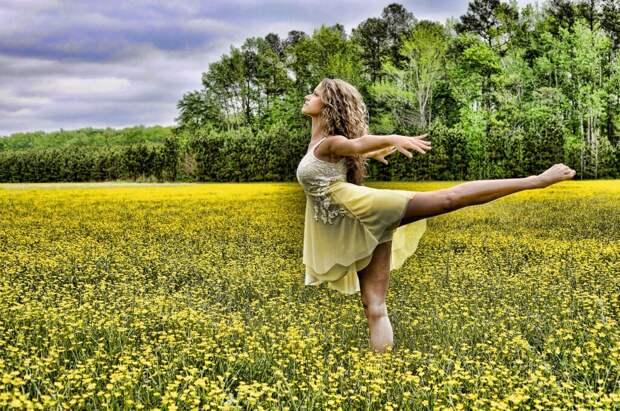 Танцы: эффективный способ похудеть