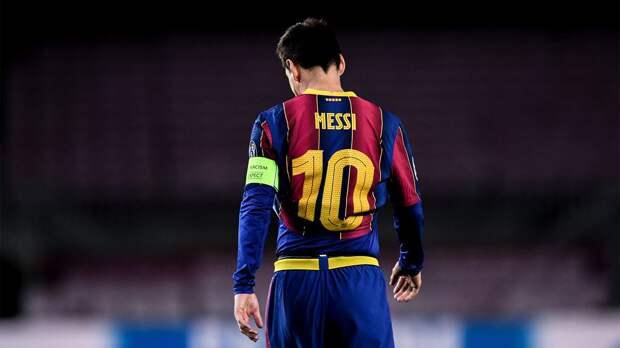Лапорта: «Месси уйдет из «Барселоны», если я не одержу победу на выборах президента»