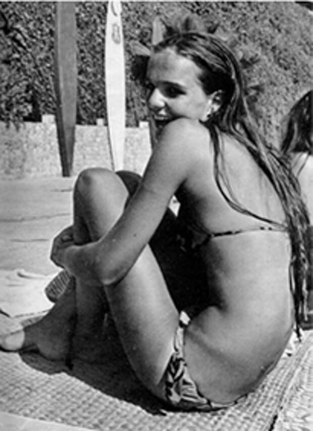 Сюзи Дайсон, 1965 год
