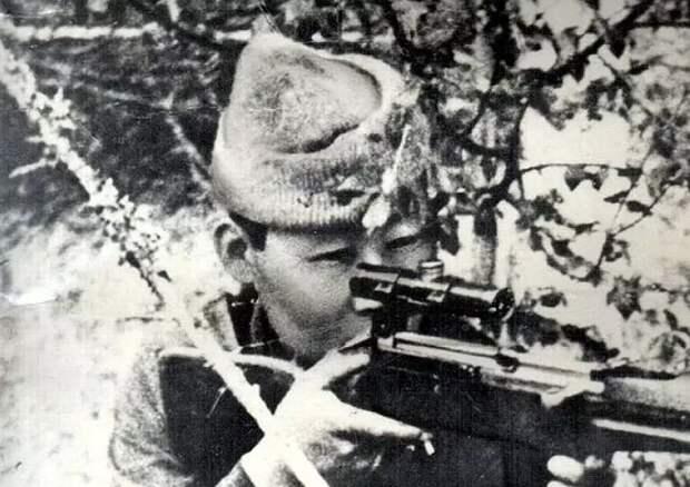 «Сибирская полночь»: за что немцы так прозвали снайпера Ивана Кульбертинова
