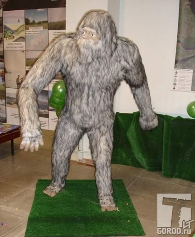 Хроники аномальных явлений Тольятти. Часть 8. «Снежный человек» в Самарской области перестал быть сенсацией