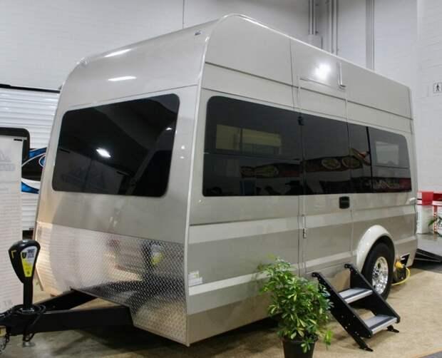 Chinook Trail Wagon с кроватью с подъемным механизмом авто, дома на колесах, кемпинг, отдых, прицепы, трейлер, трейлеры, фото