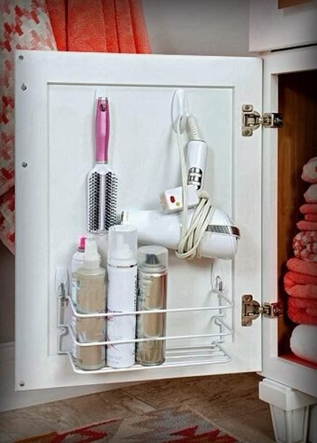 «Наращиваем» полезное пространство в маленькой ванной комнате! 6 рабочих идей