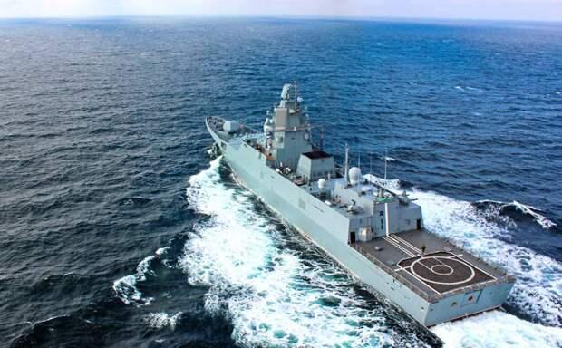 Решение принято: «хребтом» российского флота станут фрегаты и корветы