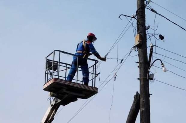 В Елизовском районе Камчатки сегодня будут перебои с электричеством
