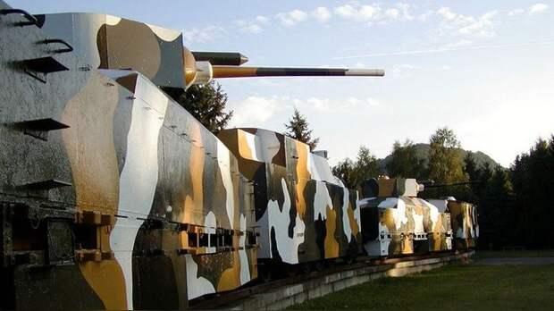 Echo24: Россия воскрешает бронепоезда для ассиметричных войн