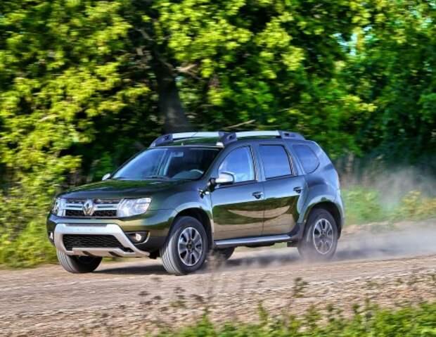 Новый Renault Duster: что изменилось?