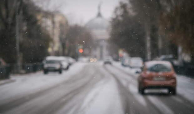 Испорченные выходные. ВОмск вернется снегопад исильный ветер