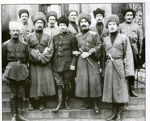 «Дикая дивизия»: как она воевала в русской армии в Первую мировую