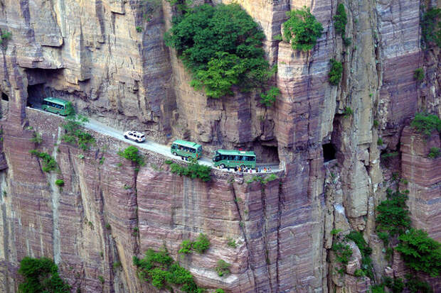 5 самых опасных дорог мира
