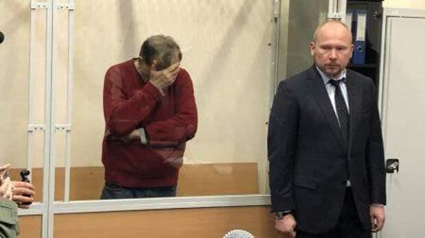 Адвокат доцента Соколова пожаловался на слив видео с попыткой суицида